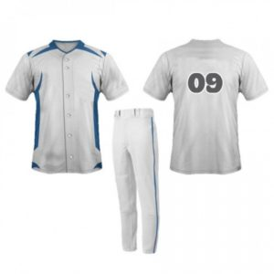 Manufacturers of Baseball Uniforms in Pakistan
