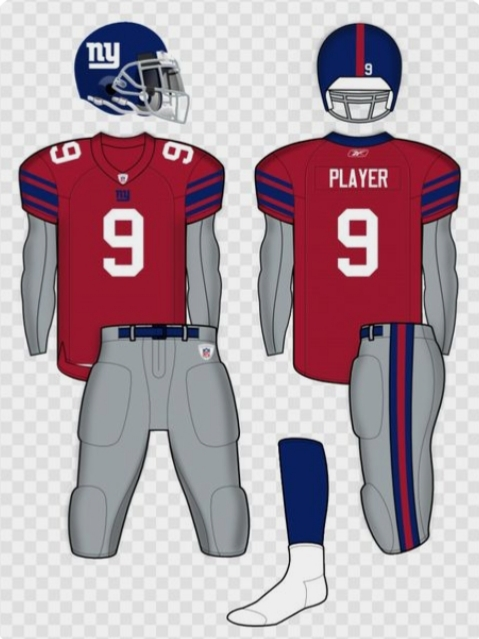 Customize Your American Football Uniforms