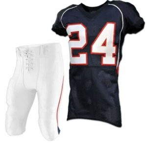 manufacturers of american football uniforms