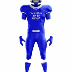 Manufacturer of american football uniform