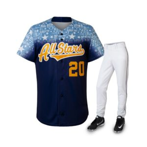 baseball uniform manufacturer